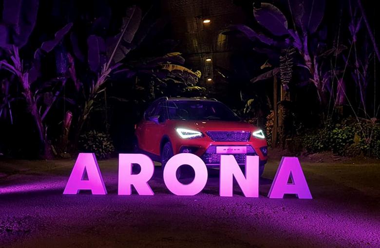Presentación del nuevo Seat Arona