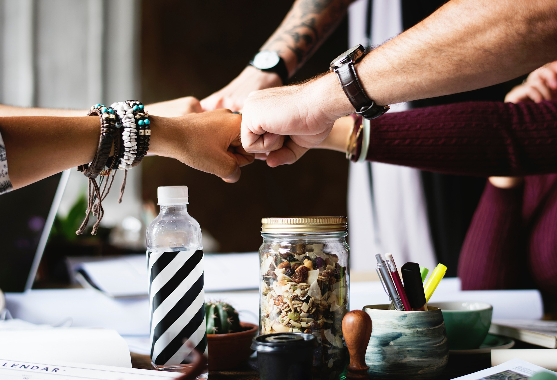 10 razones por las que un team building ayuda a tu equipo de trabajo